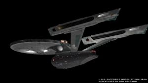 TMP Enterprise 1 by kirinranger