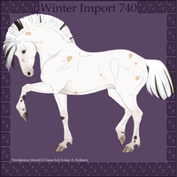Winter Import 740 by Psynthesis