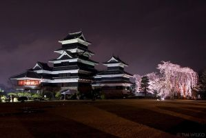 Matsumoto Castle by Tim-Wilko