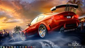 MyDesktop by brianspilner