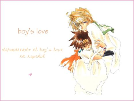 Spreading boys love around by ItsBoysLove