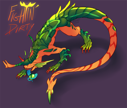 {AUCT} Fightin Dirty [CLOSED] by WellHidden