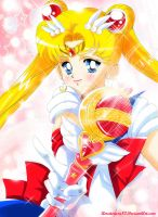 Sailor Moon R by Amaterasu82