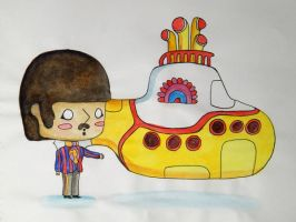 Ringo and His Little Yellow Sub 2 by Elizabeth159
