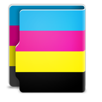 """CMYK """"Print"""" for Aquave v.1 by RealUnimportant"""