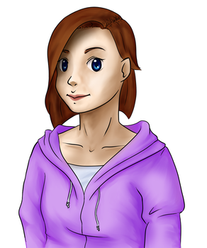 Painting attempt in SAI #02 by Razicon
