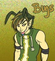 Bugs the Raver by Manicfool