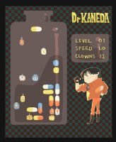 Dr. Kaneda by AnthonyHolden