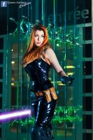 Mara Jade STAR WARS by Queen-Azshara
