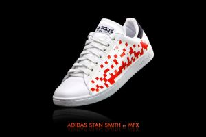 Adidas Stan Smith by A-f-x