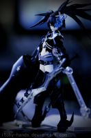 Figma : Insane Black Rock Shooter by Itchy-Hands