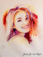 Color of Smile by domzART