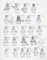 LEGO Hetalia Page 7 by acklaygohome