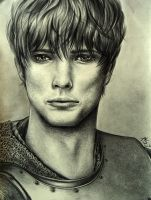 Young Arthur - Once and future by MorgainePendragon