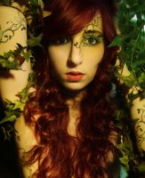 Poison Ivy by AiLeenChanAutumn
