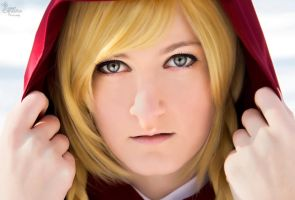Red Riding Hood I by EnchantedCupcake