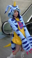 Anime Expo 2012-Gabumon by coolpizza16