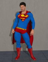 Superman revised 2 by cattle6