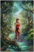 In the forest- final one by dothaithanh
