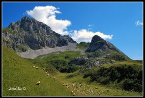 Pizzo Arera dal Branchino by WelshGlue