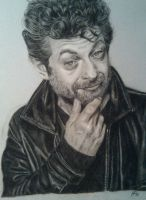 Andy Serkis by kaelekompot
