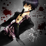 Hibari Kyoya.7 - Ready to die? by Purple-Kumo