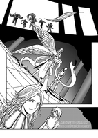 saint seiya pag 13 by huntybounter
