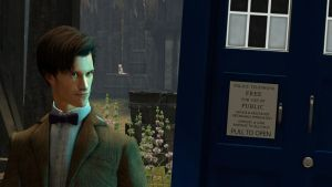 The 11th Doctor 3D by Tr3bor122