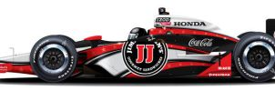 Jimmy Johns Indycar by AiDub