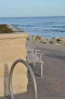 Rails and Benches by KevinMcNeff
