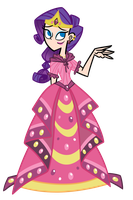 DP: Rarity's Dress for the Gala by JackiePhantom13