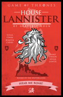 Game of Thrones - House Lannister by GoJoeThibaultGo