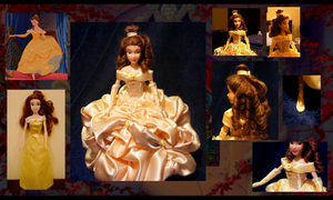 OOAK Custom Belle Doll - For Sale by Whitestar1802