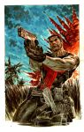 Punisher in Vietnam by ardian-syaf