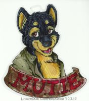 Mutie b by Grion