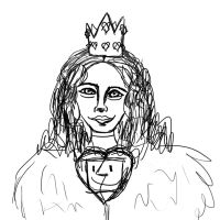 Queen Of Hearts Finder by InvisibleCorpseGirl