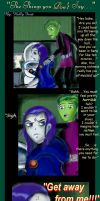 The things you DON'T say. . . by Just4TeenTitans
