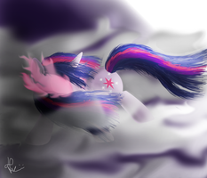 Twilight Sparkle by Bronyontheway