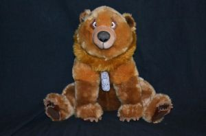 Disney Store - Brother Bear - Kenai Plush by fullmoonlupin