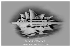 Sydney Opera House by hatefueled