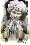 Sixth Doctor by AdamWithers
