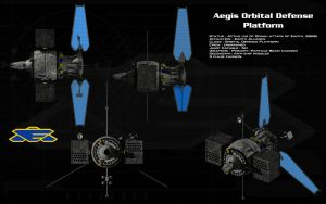 Aegis Orbital Defense Platform ortho by unusualsuspex