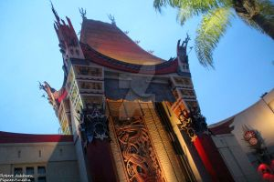 Walt Disney World - Chinese Theater by Figmentsmedia