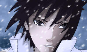 Animation: Sasuke by Cap-Bassam