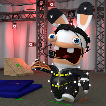 Rabbid motion capture suit!! by twitte0king