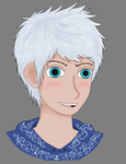 Just in time for Winter, It's Jack Frost XD by galacticcommander96