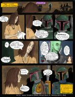 Amateur Boba Fett Comic by CrazyInsaneJess