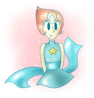 Pearl Doodle by lillilotus