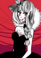 + Bloody Queen + by sonxfanchara