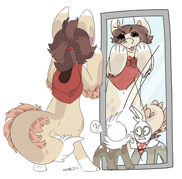 Mirror House by coldioc